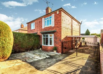 Thumbnail 2 bed semi-detached house for sale in Royds Avenue, Whiston, Rotherham