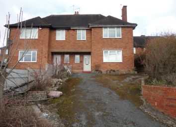 Thumbnail 3 bed semi-detached house for sale in Hill Top, Stourbridge, West Midlands