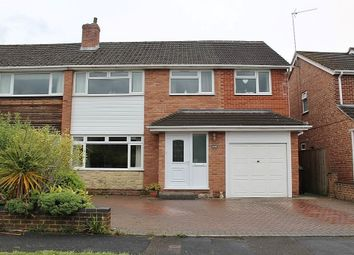 Thumbnail 5 bed semi-detached house to rent in Greenfield Crescent, Waterlooville