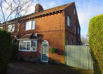3 bed semi-detached house for sale in Askham Lane, Acomb, York YO24