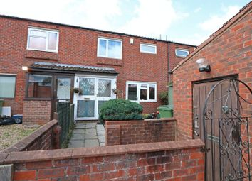 Thumbnail 3 bed terraced house for sale in Clerkenwell Place, Springfield, Milton Keynes