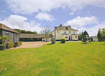 Thumbnail 5 bed country house for sale in Ridge, Potters Bar