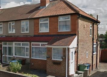 Thumbnail 2 bed end terrace house to rent in Tenby Road, Edgware, Middlesex