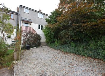 Thumbnail 2 bed end terrace house to rent in Traly Close, Bude