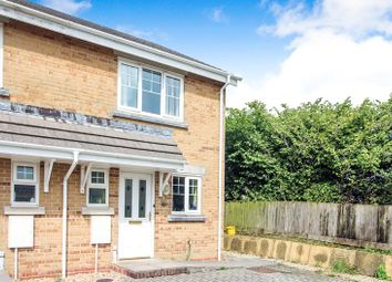 Thumbnail 2 bed semi-detached house for sale in The Willows, Chilsworthy, Holsworthy