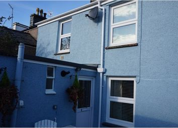 Thumbnail 2 bed end terrace house to rent in Chapel Street, Porthmadog