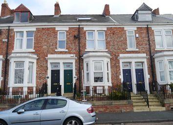 Thumbnail 2 bed flat for sale in Brighton Road, Bensham, Gateshead
