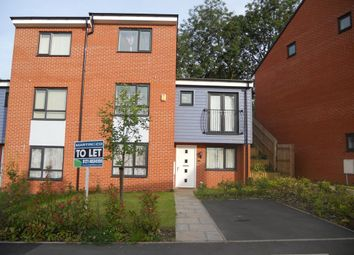 Thumbnail 4 bedroom town house to rent in Whitlock Grove, Birmingham, West Midlands