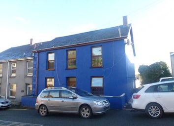 Thumbnail 2 bed flat to rent in High Street, St Clears, Carmarthenshire
