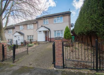 Thumbnail 3 bedroom end terrace house for sale in Heather Close, Nottingham