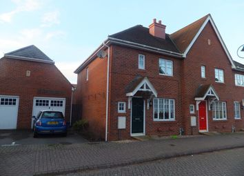 Thumbnail 3 bed semi-detached house to rent in Wintney Street, Elvetham Heath, Fleet