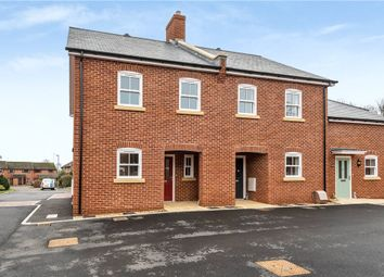 Thumbnail 3 bedroom end terrace house for sale in Marks Yard, Victoria Place, Wimborne