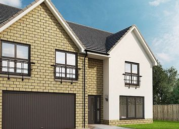 Thumbnail 5 bed detached house for sale in Almondell At Ochiltree Drive, Mid Calder, Livingston