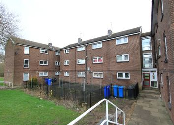 Thumbnail 3 bed flat to rent in Hazlebarrow Grove, Sheffield