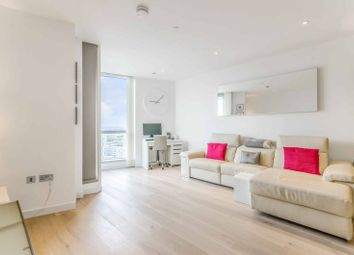 Thumbnail 1 bedroom flat for sale in Charrington Tower, Canary Wharf, London