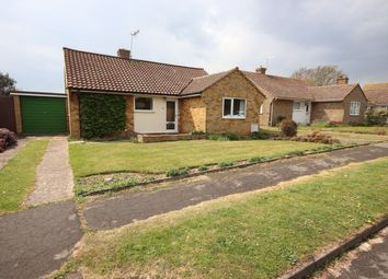 Thumbnail 2 bed bungalow for sale in The Fairway, Bexhill-On-Sea