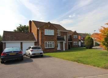 Carmarthen Close, Yate, South Gloucestershire BS37. 4 bed detached house