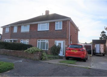 Thumbnail 3 bed semi-detached house for sale in Wigan Crescent, Havant
