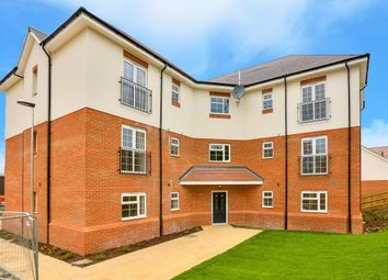 Thumbnail 2 bedroom flat to rent in Millstone Way, Harpenden, Hertfordshire