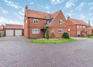 Thumbnail 4 bed detached house for sale in The Willows, Everton, Doncaster