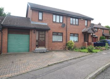 Thumbnail 3 bed semi-detached house for sale in Netherwood Park, Deans, Livingston