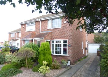 Thumbnail 2 bed semi-detached house for sale in Maplewood Avenue, Hull