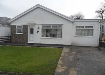 Thumbnail 2 bed detached bungalow for sale in Talywern, Hendre Park, Llanelli