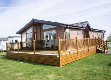 Thumbnail 3 bed mobile/park home for sale in South View Leisure Park, Burgh Road, Skegness