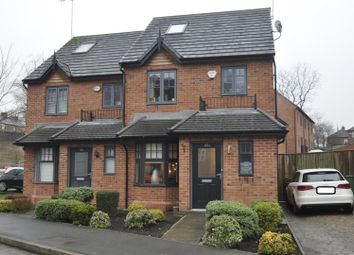 Thumbnail 3 bedroom semi-detached house for sale in King Edwards Court, Gee Cross, Hyde