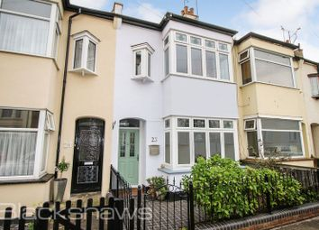 Thumbnail 4 bed property for sale in Canonsleigh Crescent, Leigh-On-Sea