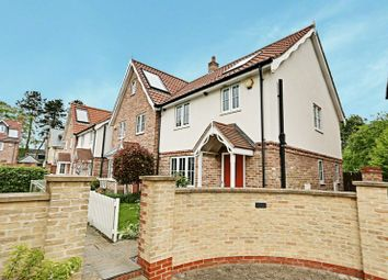 Thumbnail 3 bed semi-detached house for sale in St. Marys Walk, Swanland, North Ferriby