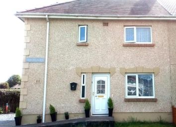 Thumbnail 3 bed end terrace house for sale in Maes Golau, Llanelli