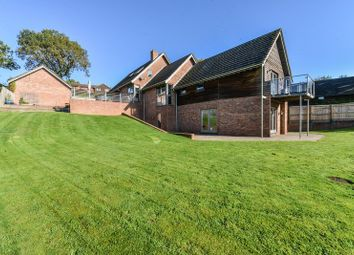 Thumbnail 4 bed detached house for sale in Tern View, Market Drayton