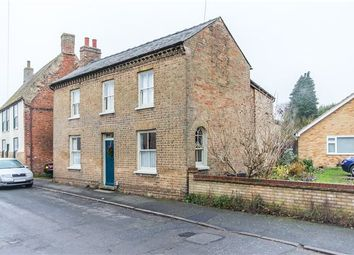 Thumbnail 3 bed detached house for sale in Corbett Street, Cottenham, Cambridge