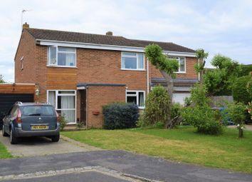 Thumbnail 2 bedroom semi-detached house for sale in Spruce Road, Kidlington