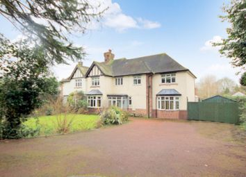 Thumbnail 5 bed semi-detached house for sale in Sandy Lane, Newcastle-Under-Lyme