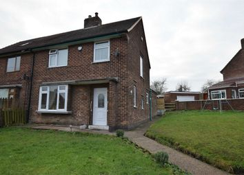 Thumbnail 3 bed semi-detached house for sale in Woodfield Road, Pinxton, Nottinghamshire