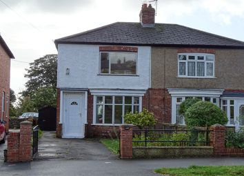 Thumbnail 3 bed semi-detached house for sale in Richmond Road, Leyburn