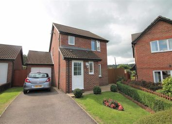 Thumbnail 3 bed detached house for sale in Grove Park, Whitecroft, Lydney