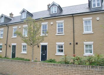 Thumbnail 1 bed town house to rent in Cavendish Court, Cambridge CB1, Romsey Town
