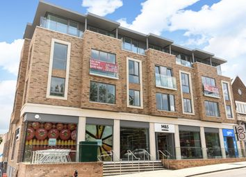 Thumbnail 2 bed flat to rent in Wimbledon Park Road, Southfields