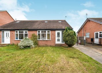 Thumbnail 3 bed semi-detached house for sale in Ryecroft, Strensall, York