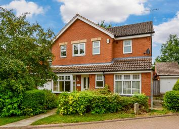 Thumbnail 4 bed detached house to rent in Griffin Close, Twyford, Banbury
