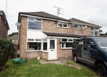 Thumbnail 3 bed semi-detached house for sale in Dalewood Crescent, Chester