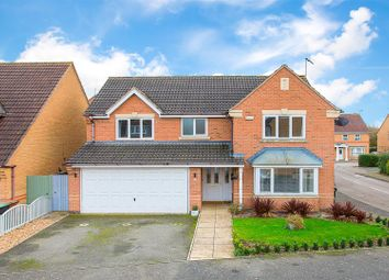 4 bed detached house for sale in Conway Drive, Thrapston NN14