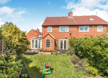 Thumbnail 3 bed semi-detached house for sale in Park Grove, Gildersome, Leeds