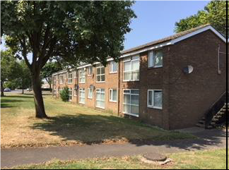 Thumbnail Block of flats for sale in Fairfield Drive, Ashington