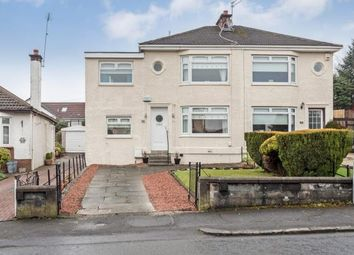 Thumbnail 4 bed semi-detached house for sale in Newtyle Road, Paisley