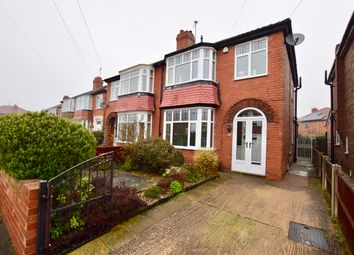Thumbnail 3 bed semi-detached house for sale in Sandcliffe Road, Wheatley Hills, Doncaster