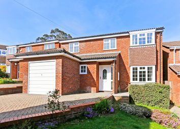 Thumbnail 4 bed detached house to rent in Redshots Close, Marlow, Buckinghamshire